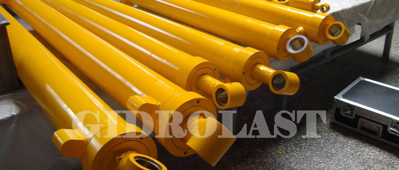 Military grade hydraulic cylinders