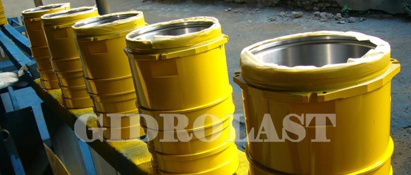 Military grade hydraulic cylinders