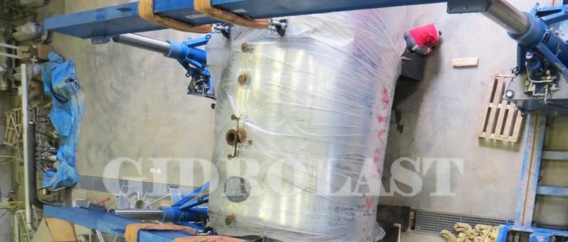Hydraulic gantry systems