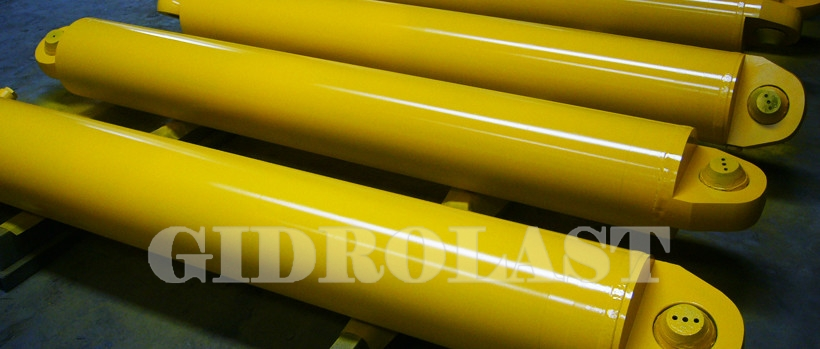 Hydraulic cylinders for the oil industry